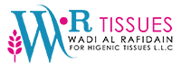 WR hygienic tissues manufacturers Logo